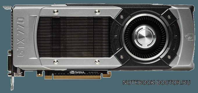 Ремонт видеокарт Nvidia