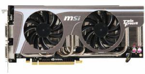 Ремонт видеокарты Nvidia GTX580. MSI N580GTX Twin Frozr II/OC
