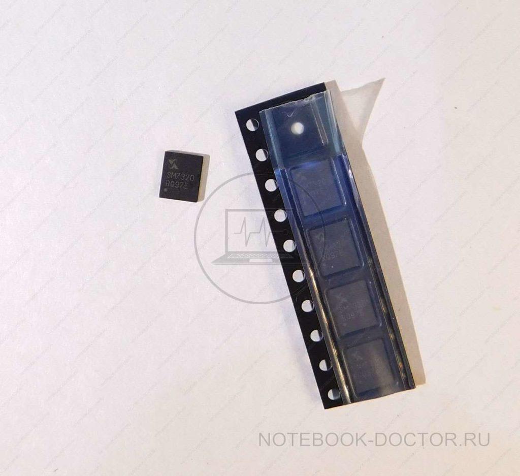 Мосфет SM7320 для ремонта видеокарты MSI GTX980 GAMING 4G